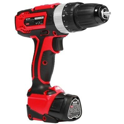 DEVON 5230 Rechargeable Electric Screwdriver Tool Household Impact Drill