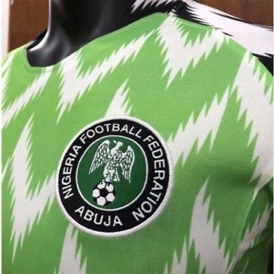 new style 68281 21d0d NIKE NIGERIA STADIUM Home Jersey 893886-100 World Cup 2018 ...