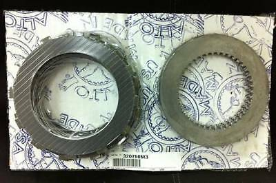 "Alto Replacement Clutch Plates Set for All Ultima 3.35"" Open Belt Drives 58-760"