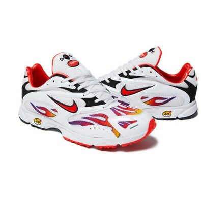 503ae985d9af Supreme® Nike® Air Streak Spectrum Plus White Box Logo Red Reflective Size  11