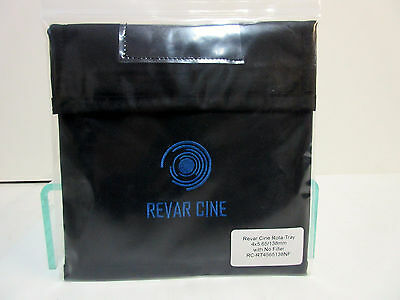 New Revar Greared Filter Tray Cine Rota-Tray 4X5.65/138Mm