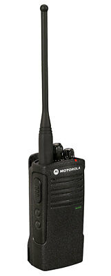 Motorola RDU4100 Two Way Radio Business Walkie Talkie Portable Handheld 4 Watt