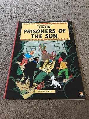 The Adventures of Tintin - Prisoners of the Sun, Herge
