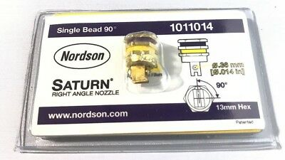 Original Nordson Right Angle Nozzle .014 1011014 New in package