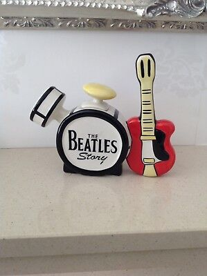 Lorna Bailey Rare  The Beatles Teapot Excellent Bright Colours
