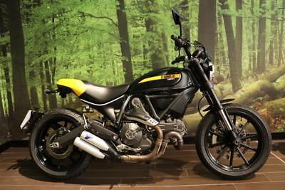 2015, 15 Ducati Scrambler Full Throttle