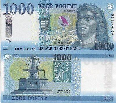 HUNGARY 100 FORINT 1995 P174c UNCIRCULATED