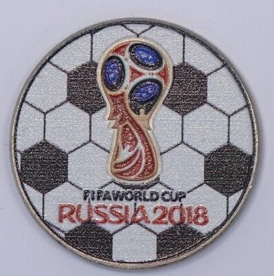 Russia 25 rubles 2018 FIFA Football world cup Colored Coin Soccer 1st Issue