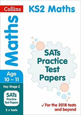 KS2 Maths SATs Practice Test Papers: 2019 (Collins KS2 Revision and Practice)