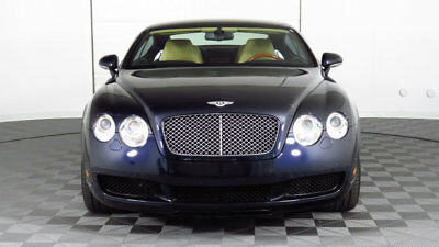 Bentley Continental GT 2dr Coupe 2006 Bentley GT Saphire Blue Mullineer Only 15k miles 2 Owner's Very Clean