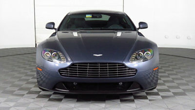 Aston Martin V8 Vantage 2dr Coupe Sportshift S 2012 Aston Martin V8 Vantage S--Stunning Colors, Local Trade In. Fresh Service!
