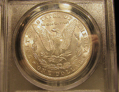 1886 Morgan Silver Dollar Graded MS64 By PCGS *A STRONG 64*