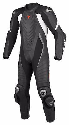 Motorcycle Genuine Leather Motorbike Armoured Cowhide Suit One Two Piece