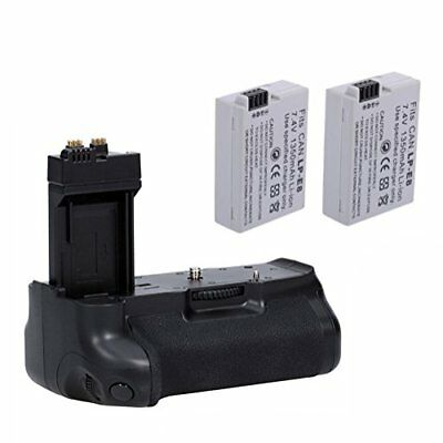 Neewer Pro Battery Grip (Replacement for BG-E8) for Canon EOS ...