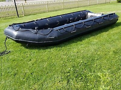 FC470 Zodiac Military Inflatable Boat