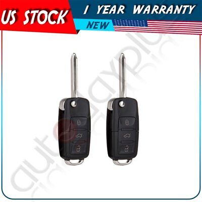 2 New Keyless Remote Chip Key Fob for 2009 2010 2011 2012 2013 2014 Ford Mustang