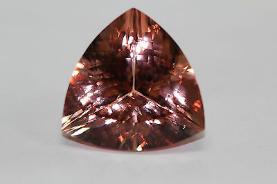 Morganite Trilian Peach Gorgeous  Exotic 35Ct Must See Colour Collectors Item