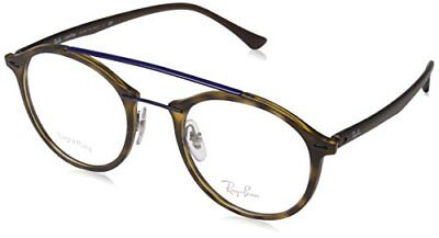 Ray-Ban 7111, Montature Donna, Marrone (Tortoise/Brown), 49 (q7R)