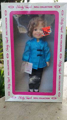 """Ideal Doll Shirley Temple """"STOW AWAY"""""""