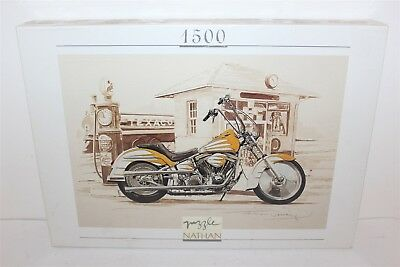 Clock Shaker Jigsaw Puzzle 1500 Pieces Puzzle Nathan Brand New