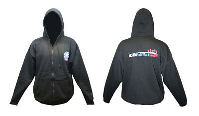 Action Paintball Games Hoodie - Blk - 4x.