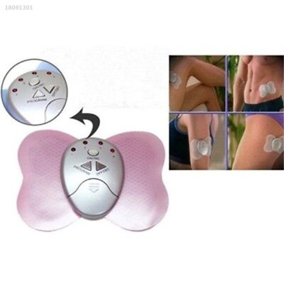 D3F811D Electronic Body Massager Beauty Mini ABS Fitness Massage Slimming
