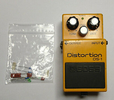 "GMR Boss Distortion DS-1 ""Pumpkin"" Mod Kit"