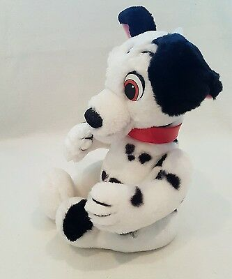 New large 101 dalmations puppy dog soft toy 10 inch