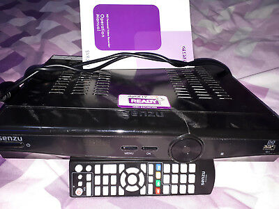 Senzu SVR500 HD Twin Tuner PVR with 500GB USB HDMI: USED/FAULTY CONDITION