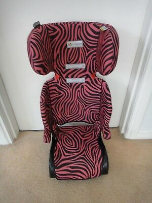 Infa-Secure Folding Child Booster Seat