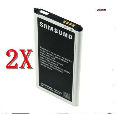 2 X NEW 2800mAh Replacement Battery EB-BG900BBC for Samsung Galaxy S5 SV i9600