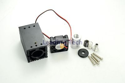 33x33x50mm Laser Module Housing for 5.6mm TO-18 LD with Red Lens&Aluminium Part
