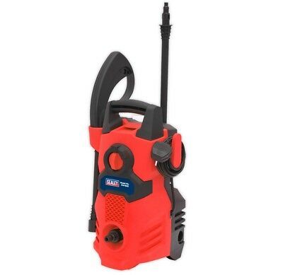 Pressure Washer 105bar with TSS 230V SEALEY PW1500 RED