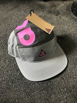 NIKE ACG DRY AW84 Grey Cap Nikelab hat sold out supreme camp ... 71c872d4e79