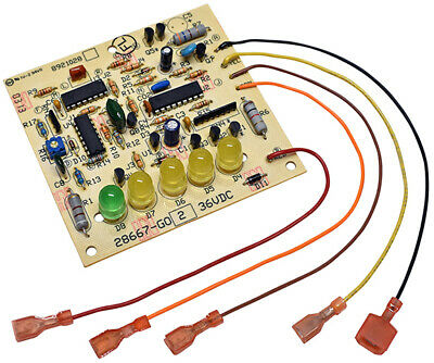 EZGO 36 Volt Powerwise Charger Control Board with LED for Golf Cart