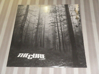 "THE CURE: A Forest/ Another Journey By Train, FICTION, FICSX 10, 12""/MAXI, MINT!"