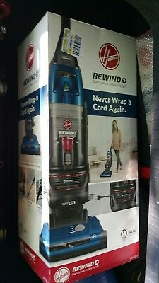 Hoover Rewind Bagless Upright Vacuum Cleaner, UH71013 BRAND NEW
