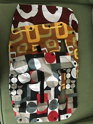 Ergo Baby Carrier Covers X 3