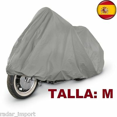 Funda cubierta impermeable para Moto scooter TALLA: M 210 x120cm