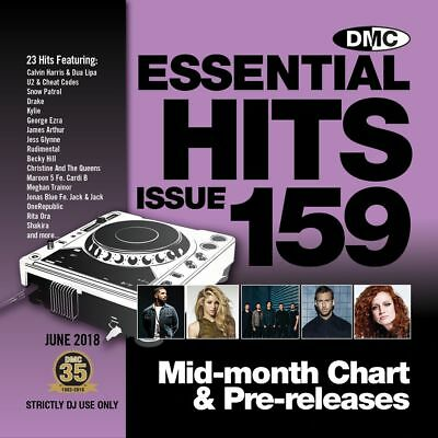 DMC, L@@K What's New, JUNE ESSENTIAL HITS 159,  23 TRACKS.