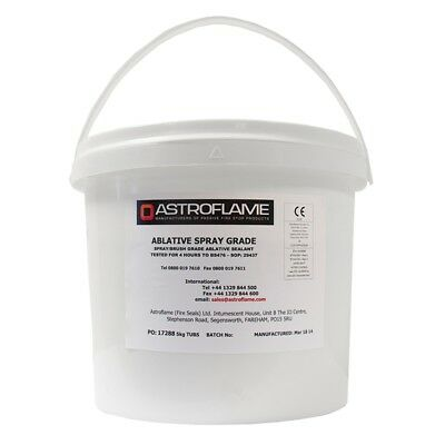Astroflame Mastic Coating