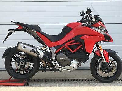 Ducati Multistrada 1200 ABS Touring - only 4193 miles, immaculate !!