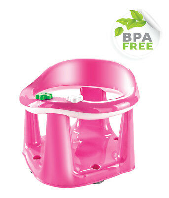 Premium 3in1 Baby Bath Dinning Activity Play Seat Bathing Tub Support baby PINK