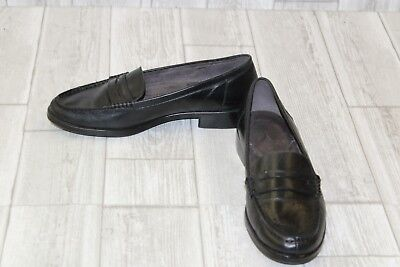 b41a56617d9 A2 BY AEROSOLES Side Dish Penny Loafers-Women s size 8 M Black ...