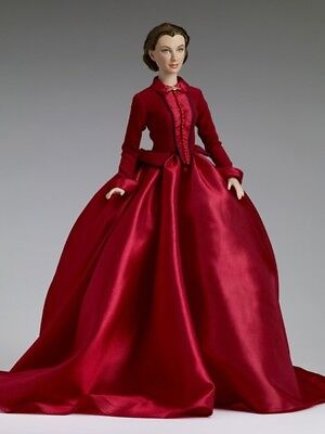 """Scarlett O'hara Gone With The Wind 16""""  Tonner Doll"""