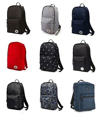 7be943f9f550 Converse Chuck Taylor All Star Backpack Rucksack School Bag Assorted Colours