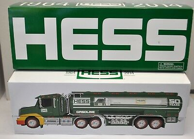 Hess 1964 - 2014 Toy Truck 50th Anniversary Special Edition NEW