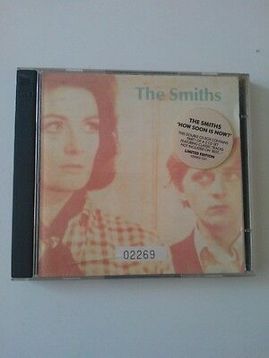 The Smiths How Soon Is Now? Parts 1+2 Cds.