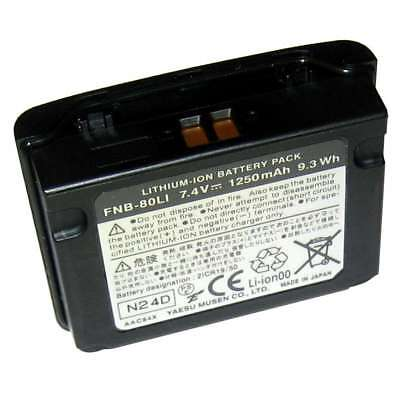Standard FNB-80Il Replacement Battery for HX460 #FNB-80LI