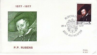 Belgium - Special Events, People & Anniversaries (4no. PO/Other  FDC's) 1974-79